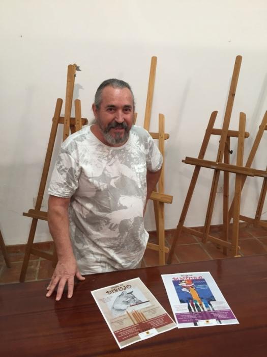 La regidoria de Cultura organitza tallers de pintura i dibuix per a iniciar-se o perfeccionar la tècnica