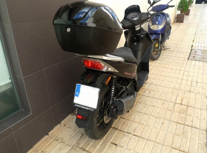 La Policia Local d'Altea comença hui una campanya intensiva de control sobre ciclomotors i motocicletes