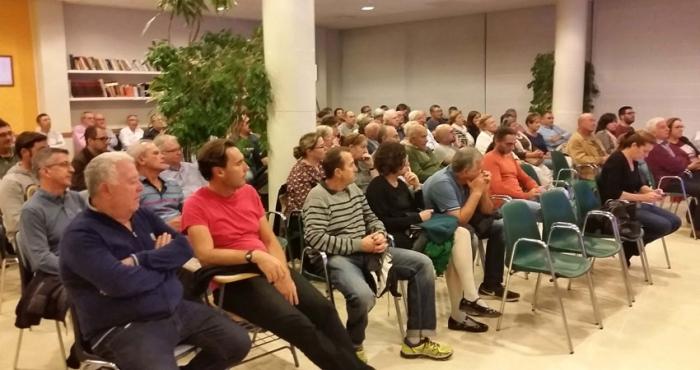 Una nova reunió sobre el Pla de Participació Ciutadana per a la revisió del PGOU reuneix vora 150 veïns al CEAM d'Altea
