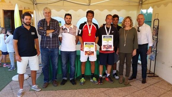 El Club de Tennis Altea ha acollit el Campionat Autonòmic de Veterans