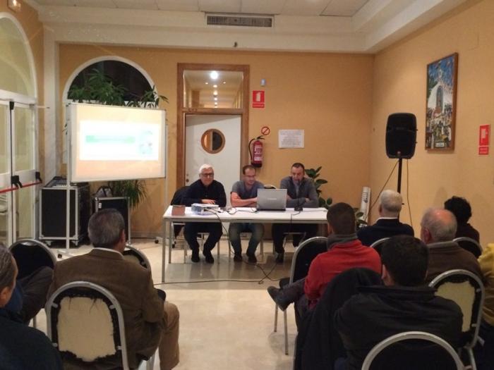 Diego Zaragozí destaca la gran acceptació que ha tingut el cicle 'Llibres a la tardor'