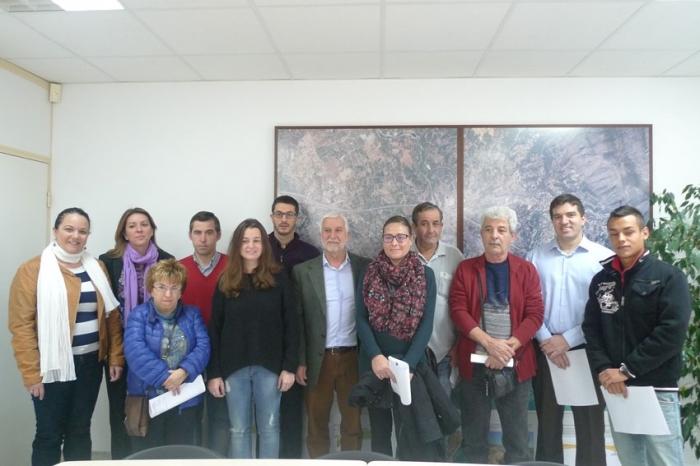 L'Ajuntament empra a 8 nous treballadors, gràcies a un Pla conjunt amb la Diputació