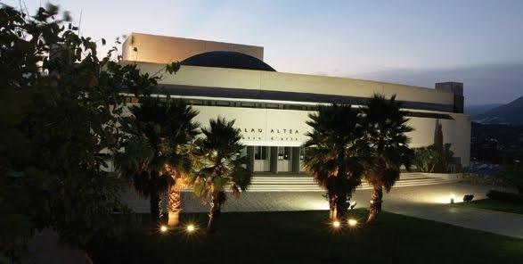Palau Altea estrena any amb una variada programació