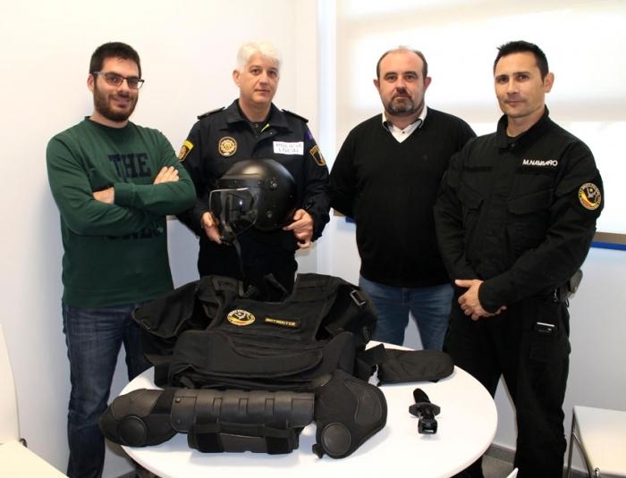 La Policia Local d'Altea es formarà en tècniques de defensa personal policial