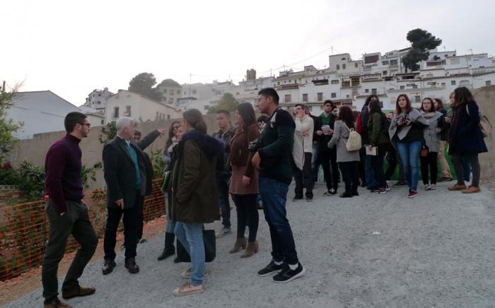 Altea serà objecte d'estudi per alumnes d'arquitectura de la Universitat d'Alacant
