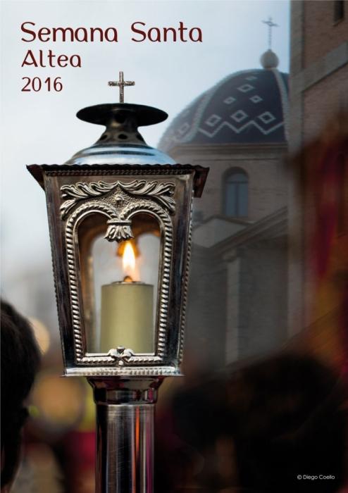 Es presenta el cartell anunciador de la Setmana Santa d'Altea