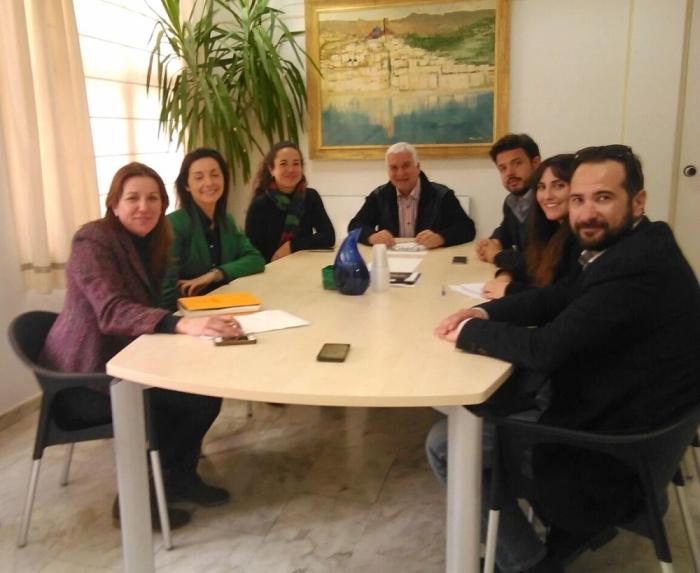 Reunió amb Jovempa, la Federació d'Associacions de Joves Empresaris de la Província d'Alacant