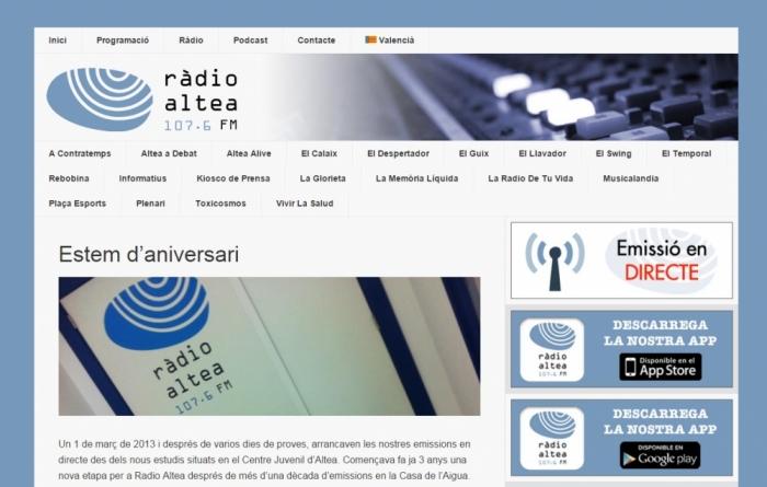 """Ràdio Altea oferirà una programació especial amb motiu de l'eixida de la regata """"200 milles a2"""""""
