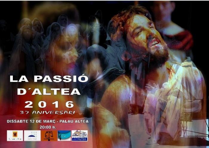 El pròxim 12 de març tindrà lloc la representació de La Passió