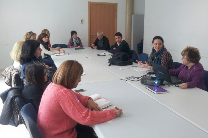 Verónica López manté una reunió amb diverses associacions i ONG alteanes