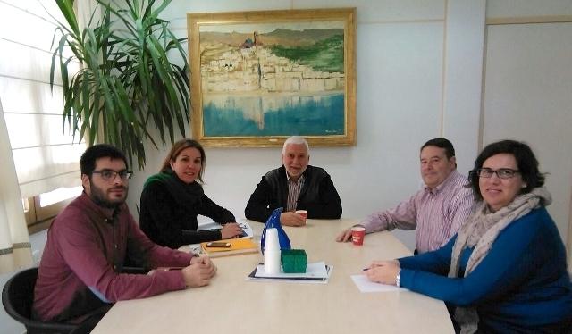 L'Ajuntament manté reunions de treball amb el Club Nàutic Campomanes i el Port Esportiu Marina Greenwich