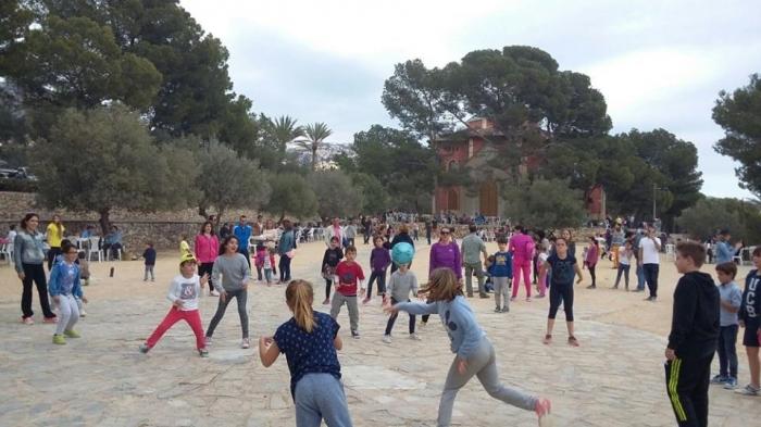 Gran èxit de participació en les activitats i jocs tradicionals a Gadea durant els dies de Pasqua