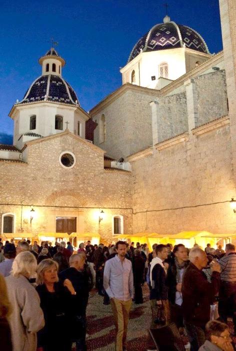 Altea segueix sent destí predilecte dels turistes durant la Setmana Santa