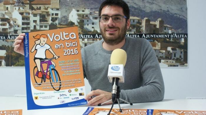 ''XX Volta en Bici'' a Altea
