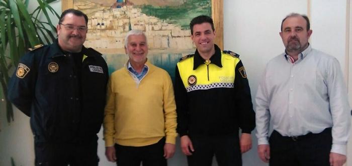 Presa de possessió d'un nou agent de la Policia Local d'Altea