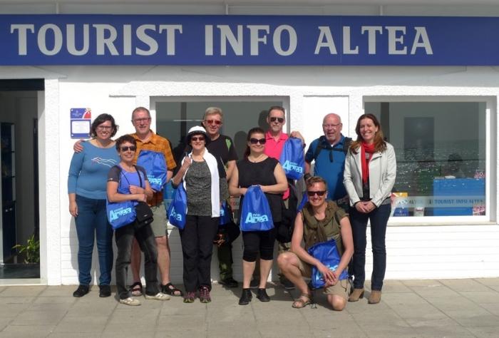 La promoció turística d'Altea a Finlàndia dóna els seus primers resultats