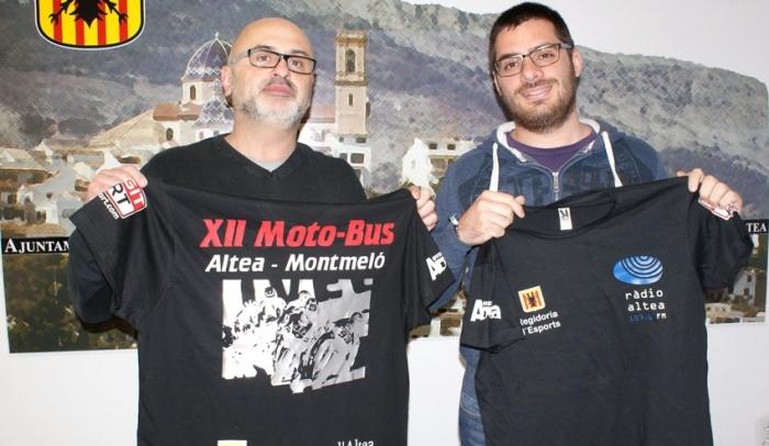 La regidoria d'Esports rellança el ''Moto-Bus''