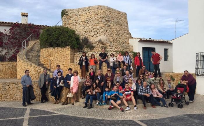El grup Avantours es reuneix en Altea amb vint-i-cinc touroperadors