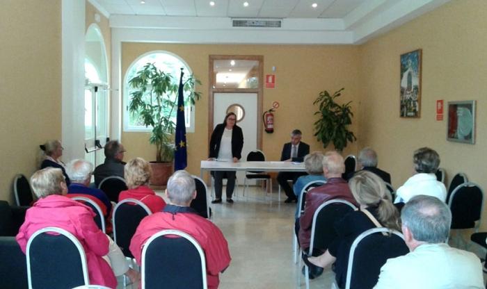 L'administració local més a prop dels residents estrangers d'Altea