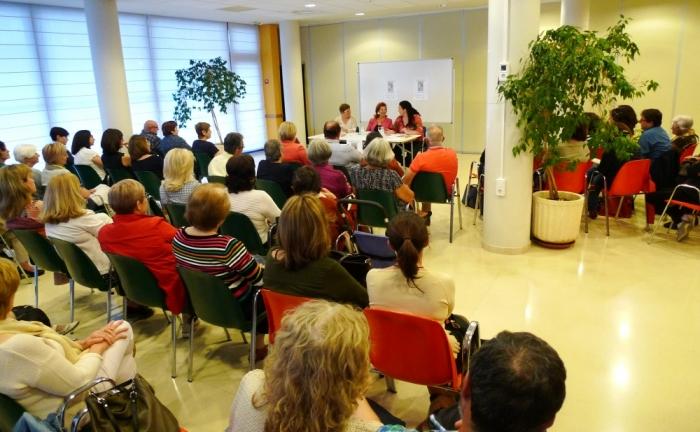 Carmen Alborch presenta a Altea la seua obra Los placeres de la edad