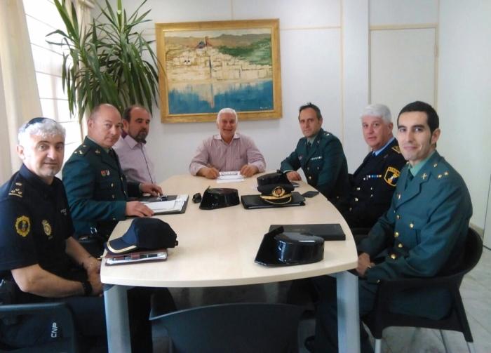 Reunió de la Junta Local de Seguretat