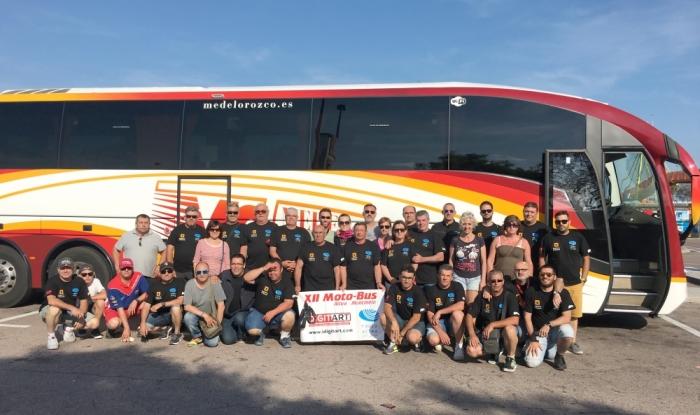 El MotoBus torna a Montmeló onze anys després