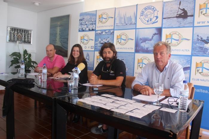 L'Ajuntament d'Altea col·labora en les XVI Jornades Mediambientals del CN Altea