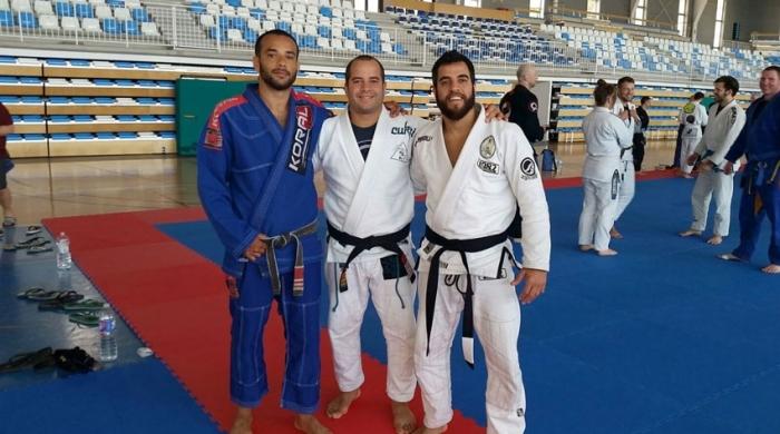 Trobada Internacional de Brazilian Jiu-Jitsu a Altea