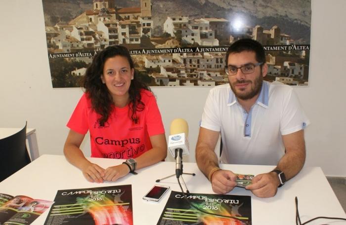 El dilluns comença el Campus Esportiu organitzat per  Bolo & Baldomero Sport