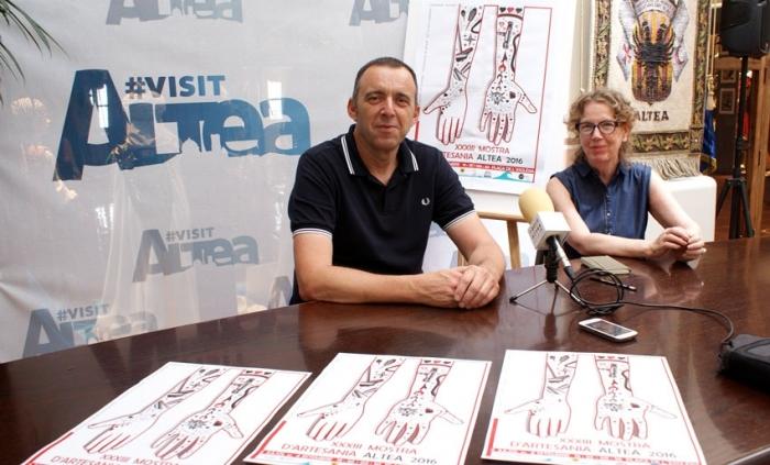 El 2 de juliol s'inaugura la XXXIII edició de la Mostra d'Artesania