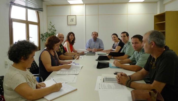 Altea celebra la reunió de la Mesa de Seguiment de Violència de Gènere