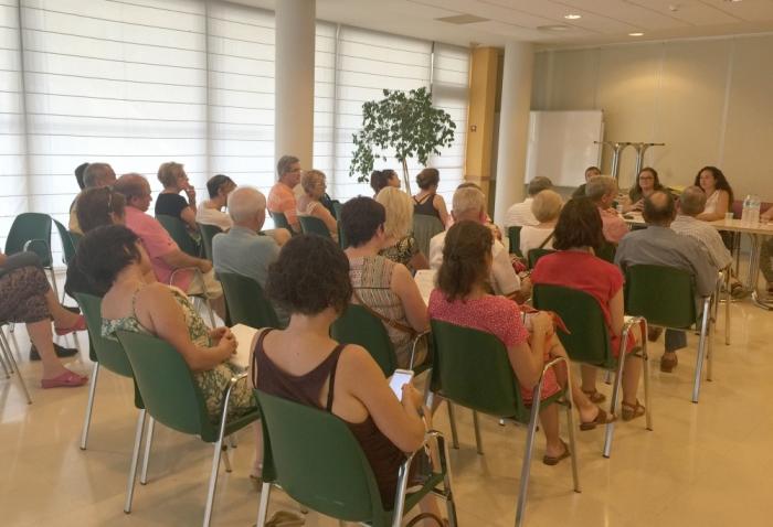 La regidoria de Participació Ciutadana es reuneix amb les associacions locals