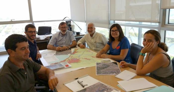 Urbanisme treballa amb la Conselleria les propostes de mobilitat