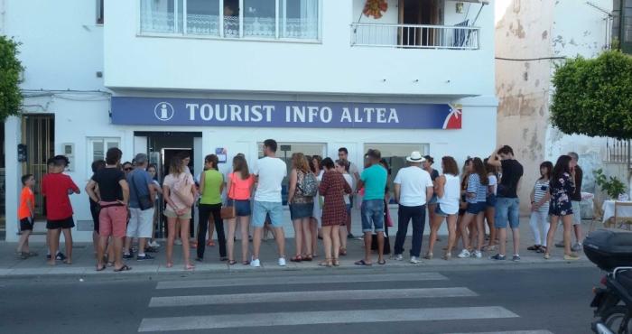 La regidoria de Turisme fa un balanç positiu de la campanya estival durant el mes d'agost