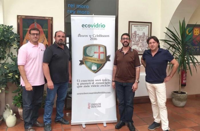 La regidoria de Festes i Ecovidrio posen en marxa una campanya per a fomentar el reciclatge durant estes festes