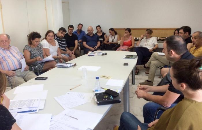 Reunió del Consell Municipal de Comerç i Turisme
