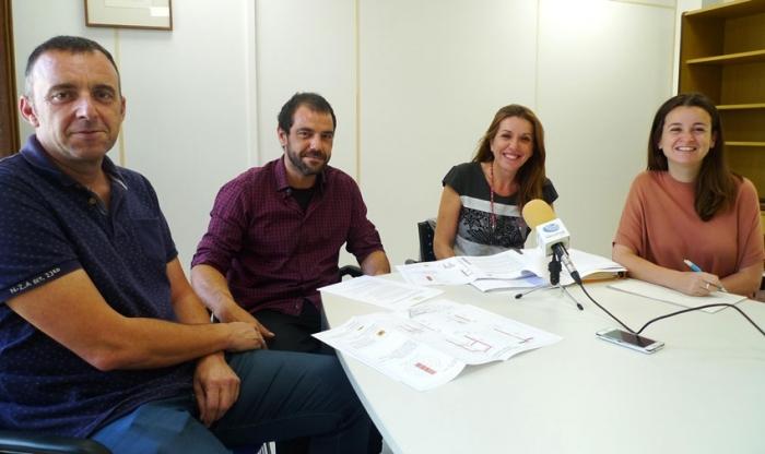 Es presenta el projecte de senyalització de les partides rurals d'Altea