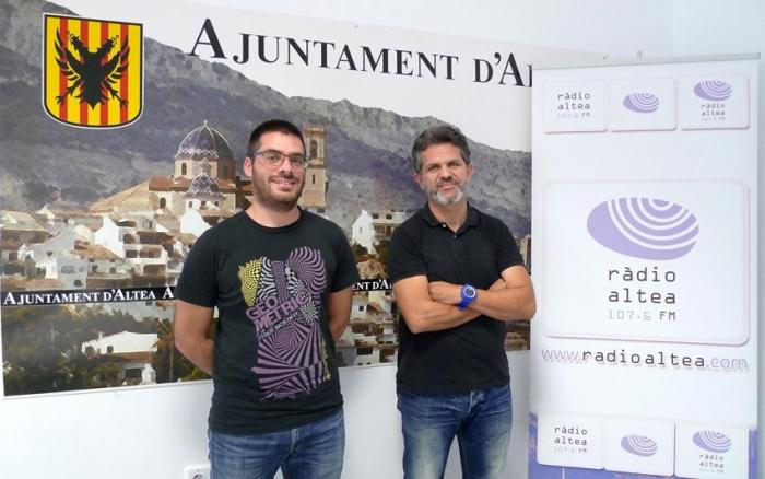 Ràdio Altea estrena cinc programes en la seua nova temporada