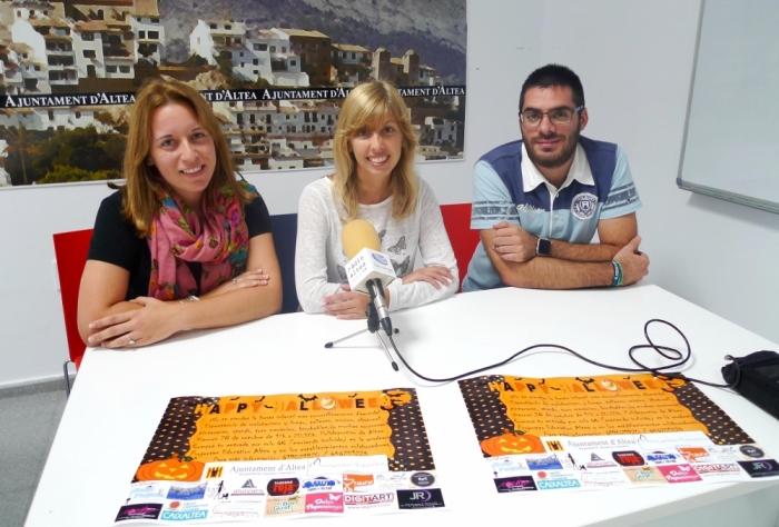 Joventut i Projectes Educatius presenten la festa de 'Halloween' que tindrà lloc el 28 d'octubre