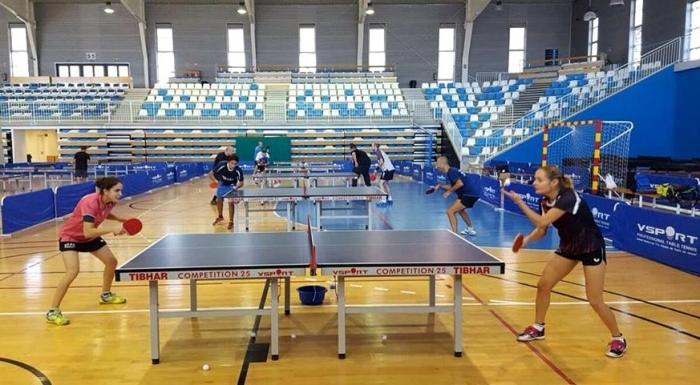 Després de l'èxit del Campus Internacional de Tennis Taula de Sara Ramírez, les seleccions d'Alemanya, Itàlia, França i Anglaterra trien Altea per al seu stage d'hivern