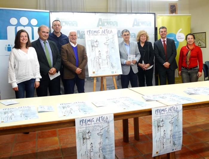 Premis Altea de Literatura i Investigació 2017