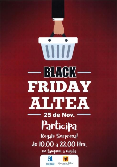 El ''Black Friday'' enceta les compres nadalenques a Altea