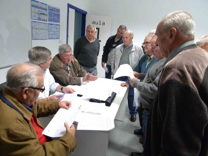 L'Assemblea de la Societat Ornitològica Alteanense aprova l'època de captures i el calendari dels propers tornejos
