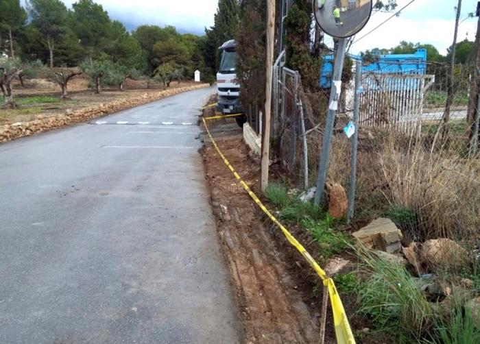 Roque Ferrer anuncia las obras de asfaltado que se realizarán en diferentes puntos de Altea