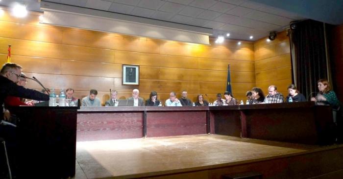 El plenari aprova uns pressupostos de 26,7 milions d'euros per al 2017