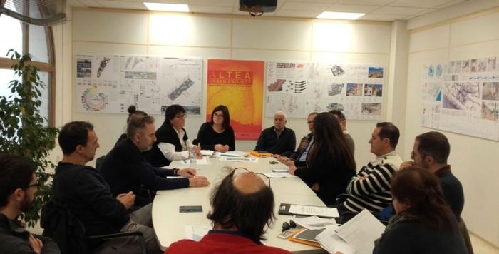 El Consell Local d'Urbanisme es reuneix per cinquena vegada