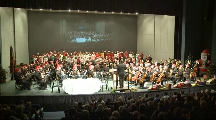 Concerts de Nadal de les agrupacions musicals d'Altea