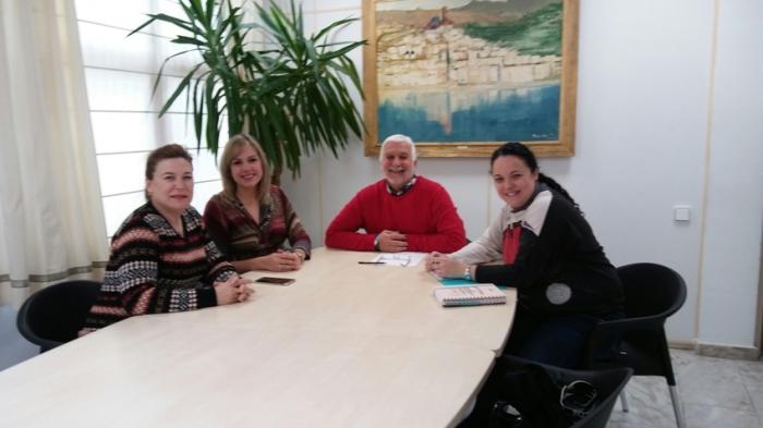 L'Ajuntament d'Altea i MEMBA mantenen una trobada