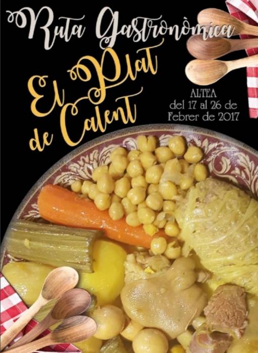 Comerç presenta la ruta gastronòmica El plat de calent que tindrà lloc del 17 al 26 de febrer