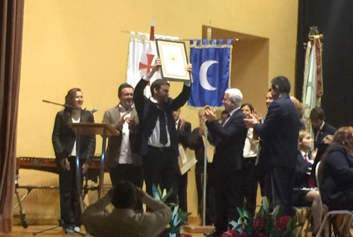 Camp de Mirra guanya el XII Certamen de Bandes de Música Festera d'Altea la Vella